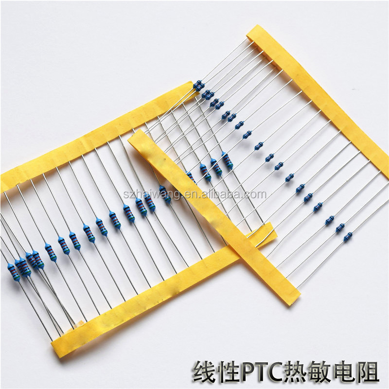Linear Leaded Fixed Carbon Film 4.7K ohm 5K ohm 47K Resistor