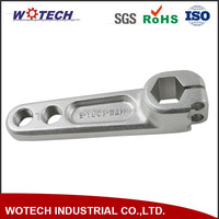 ISO Certificated OEM Aluminum Forging Parts