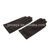 2013 new apparel & accessories top sheep leather custom men glove