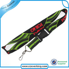 professional manufacturer organic -cotton lanyard no minimum order