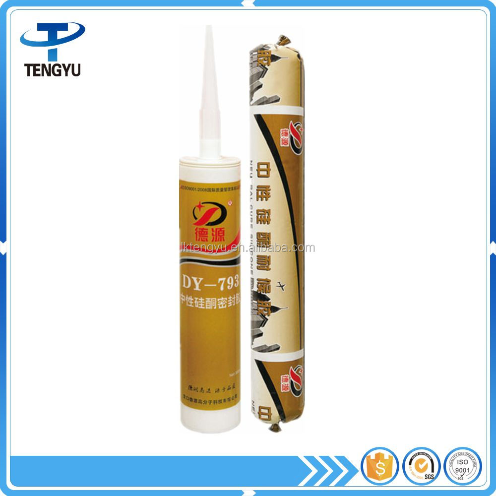 Construction Usage and Neutral Type multi-purpose silicone sealant