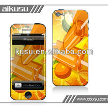 Mobile phone screen protector for new iphone5