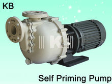 2.2KW self-priming pump, horizontal centrifugal pump, Chemical pump