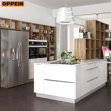 High end knock down commercial restaurant kitchen cabinets furniture