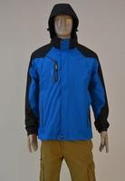 Top Quality Winter Outdoor Waterproof Windproof 3 In 1 Snow Wear Ski Jacket