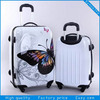 "20"" 24"" 2 Pieces Set Trolley Luggage With 360 Degree removable Wheels"