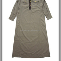 Arabian Thobe Robe For Army