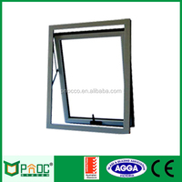 China top manufacturers extruded aluminum window and door,American aluminum hand crank window