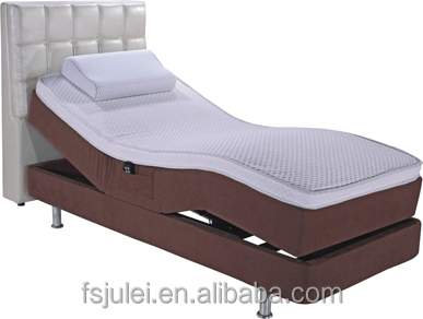 JL-AD04 Luxury and Comfortable Electric Vibrator Massage Bed