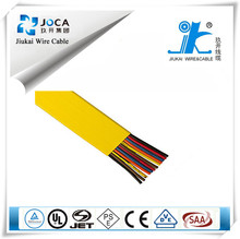 Industrial Reeling Crane Cable/Environmental Flat Travelling Control Cable for Crane