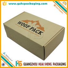 Largest corrugated box manufacturers colored corrugated moving packaging box