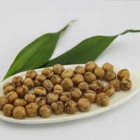 Black Pepper Chickpeas