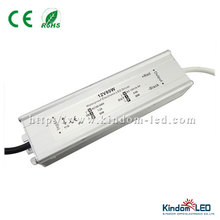 Factory sale 230V - DC12V 6.7A 80W waterproof IP67 LED Driver