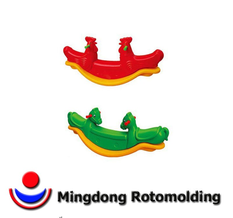 Rotomolding Plastic Toy Slide Tube Marker