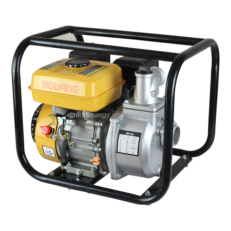 WP30 Petrol Recoil Start Honda 3 Inch Gasoline Water Pump for Home Use