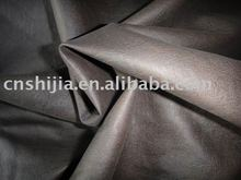 Pu leather for garment,jacket,washed quality