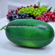 hotsale christmas gifts imitation watermelon artificial fake fruit