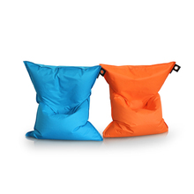 Unfilled waterproof square pets bean bags