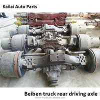 Beiben Truck Parts 13Ton Axle differential axle