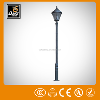 gl 5985 cast iron outdoor lighting garden light for parks gardens hotels walls villas