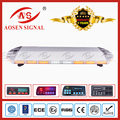 TBD-7E915 Emark ECE E4 R65 New Arrival Emergency LED Amber Warning Lightbar led TIR lightbar