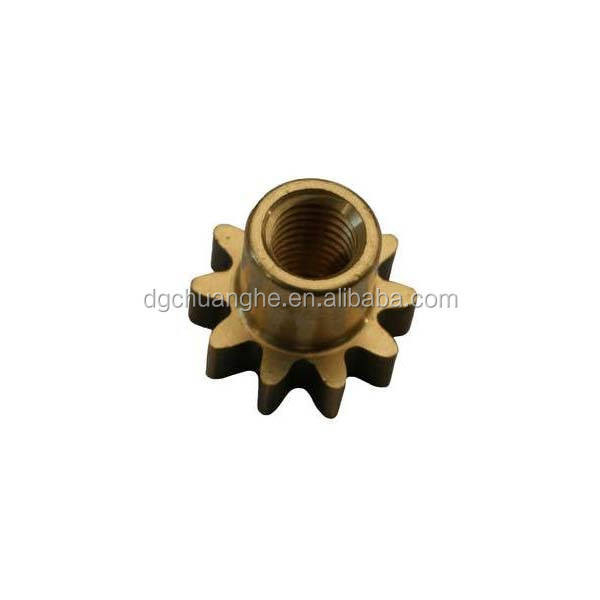 Chuanghe brass alloy insert wheel nut