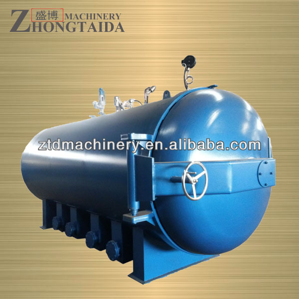Professional High Pressure Steam Tank