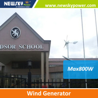 wind turbine blades 1kw generator for ship wind home system