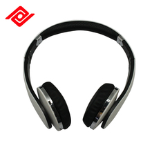 Bulk wholesale brand name V 2.1 foldable retractive wireless headphones stereo bluetooth headset