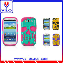 Hot sell tpu+pc protect smart mobile phone case for Samsung Note 3 iphone 4 5 6