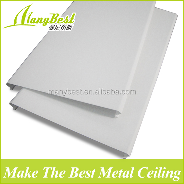2017 Aluminum types of false ceiling boards
