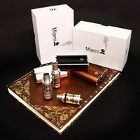Mod 18650 battery MIAMI 75W e cigarette perfume atomizer mod china supplier wholesale ecig box mod vape