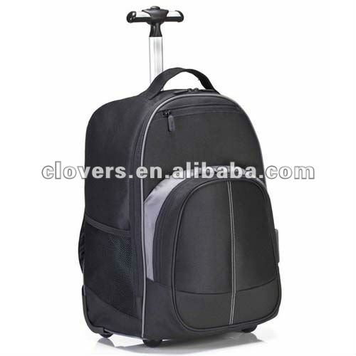 fashion cool laptop trolley bag with high quality and your own brand