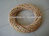 wicker&willow garland for Thanksgiving day(manufacture)