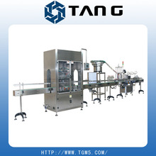 thin dressing oils and thin food products filling line