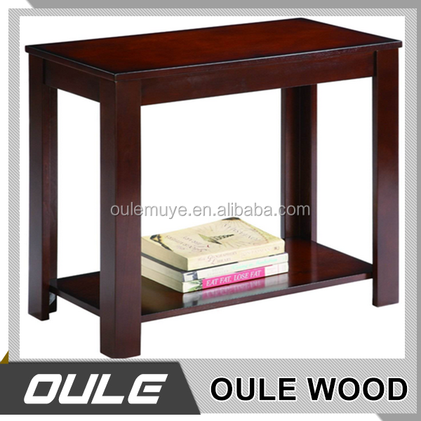 Living Room Display Cabinet Wood Coffee <strong>Table</strong> Design