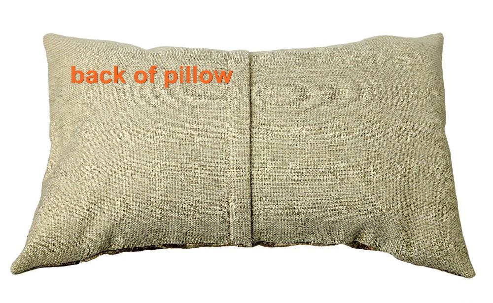 Custom Printed Throw Pillow Cases : Nature Linen Material Custom Printed Pillow Case,Custom Size Decorative Pillow Case,Digital ...