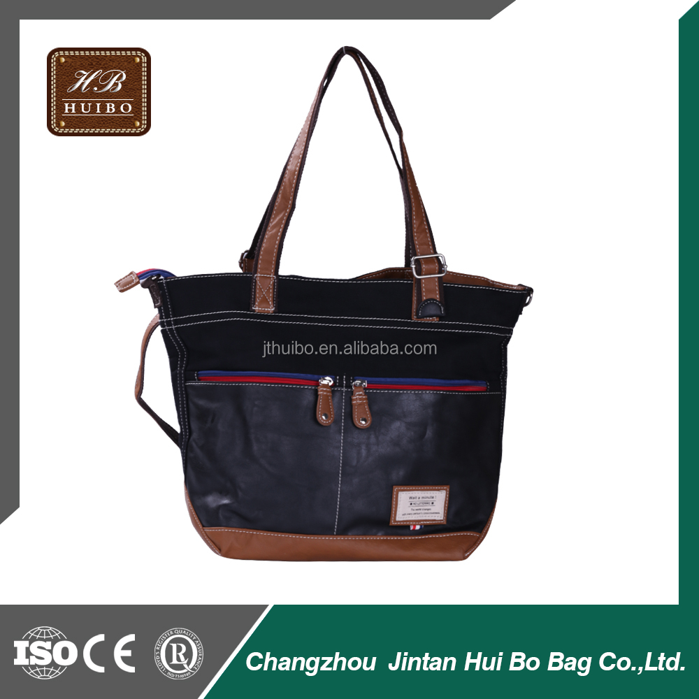 2016 Fashion World Handbags Leather Tote Handbags