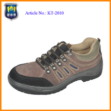 New style CE inductrial suede leather fancy safety shoes