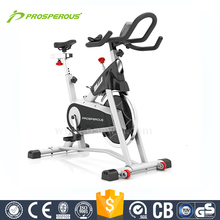 New PROSPEROUS home gym equipment life fitness exercise bike max 120kg sit down exercise cycle compact stationary exercise bike