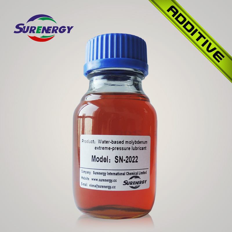 Best Selling Lubricant Additives SN2022 Water-based Molybdenum Extreme-pressure Additives /CF-4/SL Engine Oil Additives