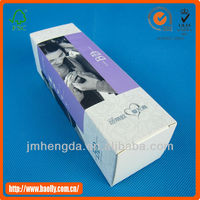 Fashion New Design Elegant T-shirt Packaging Boxes With Wholesale