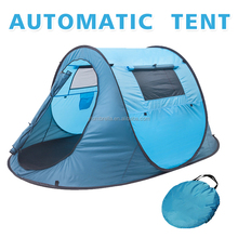 Automatic easy set up pop up camping tent beach tent