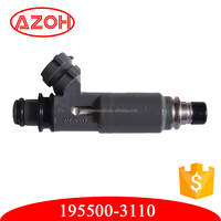 Original quality fuel injector Denso Fuel Injector Nozzle 195500-3110 1955003110 For Mazda Protege 1.5 1.6 1997-2003