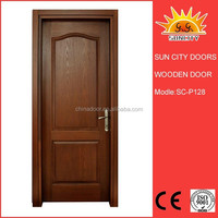 SC-W128 Solid wood indian main door design