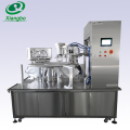 Automatic rotary spout pouch filling machine