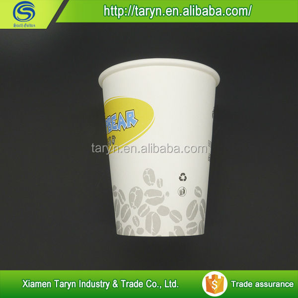 Healthy nature 4oz paper cups for espresso coffee