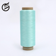 hot selling china manufacturer 120D/72F 100% polyester spun yarn