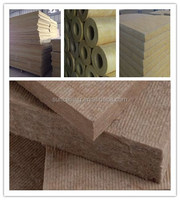 sound absorption and acoustic noise reduction rock wool with healthy environment