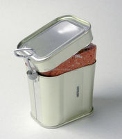 """Opening Key"" for Corned Beef Cans"